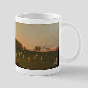 cricket art Mugs