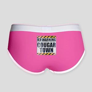 Warning: Cougar Town Women's Boy Brief