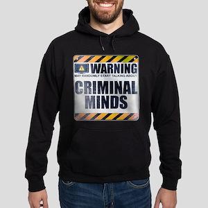 Warning: Criminal Minds Dark Hoodie
