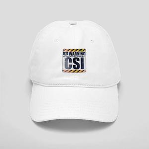 Warning: CSI Cap