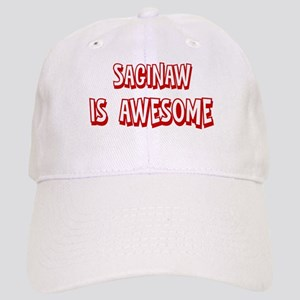 Saginaw is awesome Cap