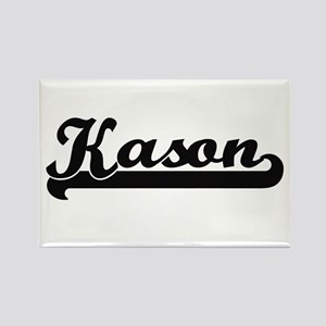 Kason Classic Retro Name Design Magnets