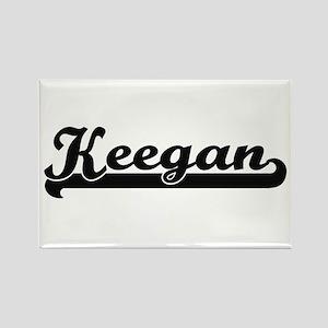 Keegan Classic Retro Name Design Magnets