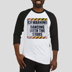 Warning: Dancing With the Stars Baseball Jersey