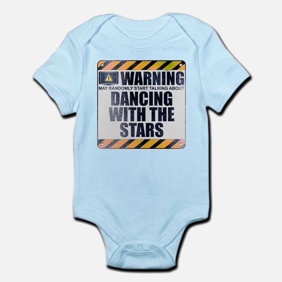 Warning: Dancing With the Stars Infant Bodysuit