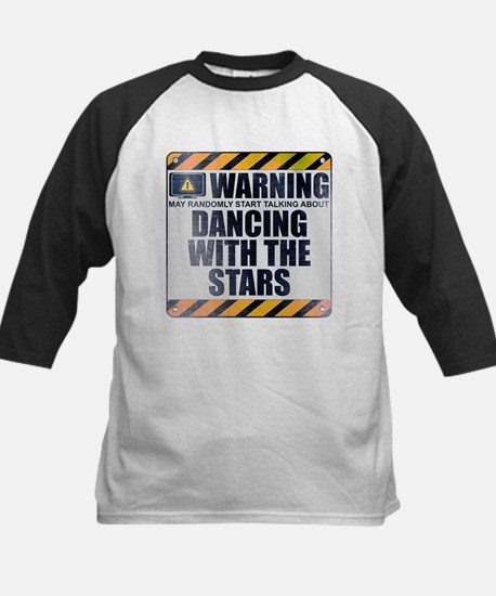 Warning: Dancing With the Stars Kids Baseball Jers