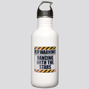 Warning: Dancing With the Stars Stainless Water Bo