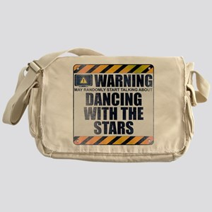 Warning: Dancing With the Stars Canvas Messenger B