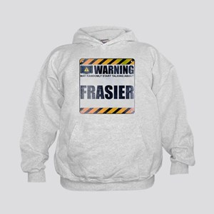 Warning: Frasier Kid's Hoodie