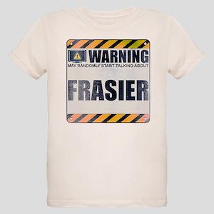 Warning: Frasier Organic Kid's T-Shirt
