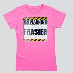 Warning: Frasier Girl's Dark Tee