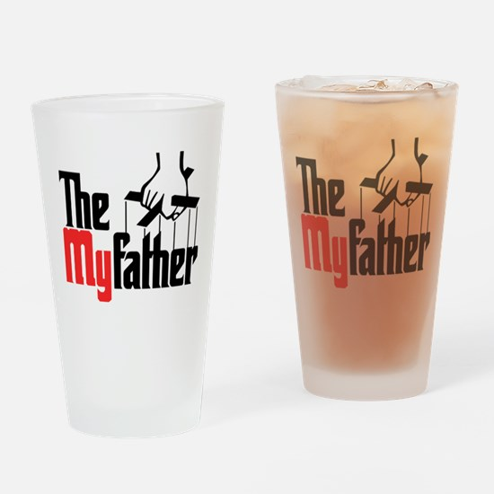 The My Father Drinking Glass