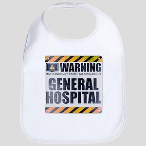 Warning: General Hospital Bib