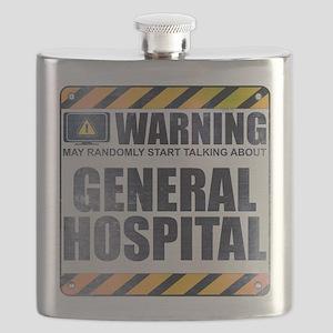 Warning: General Hospital Flask