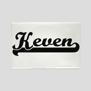Keven Classic Retro Name Design Magnets