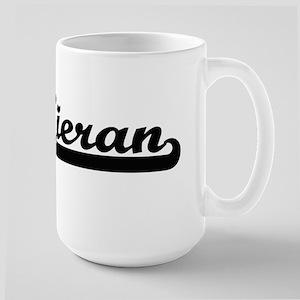 Kieran Classic Retro Name Design Mugs