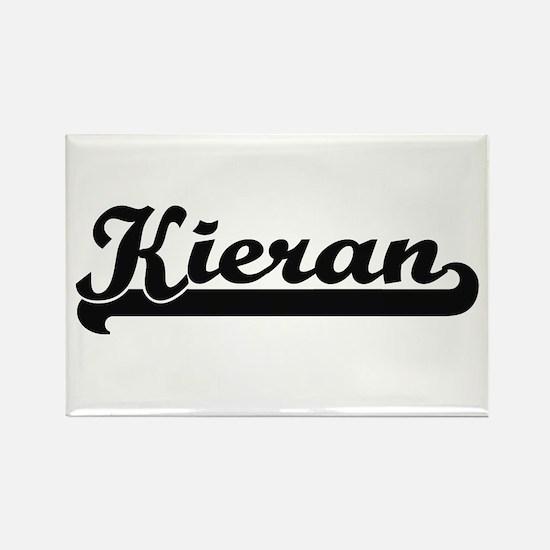Kieran Classic Retro Name Design Magnets