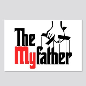 The My Father Postcards (Package of 8)
