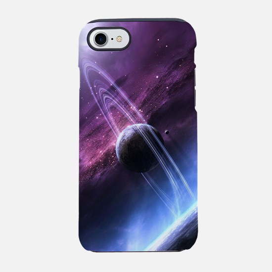 Planet Ring System iPhone 7 Tough Case