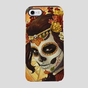 Dia De Los Muertos iPhone 7 Tough Case