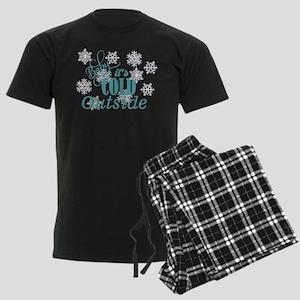 baby its cold Pajamas