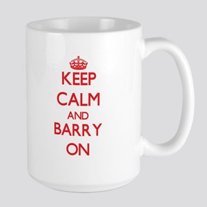 Keep Calm and Barry ON Mugs