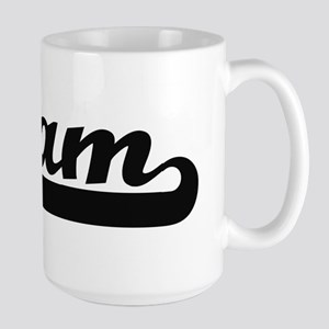 Liam Classic Retro Name Design Mugs