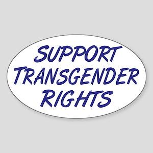 Support Transgender Rights Sticker