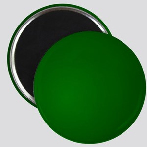 Hunter Green gradient Magnets