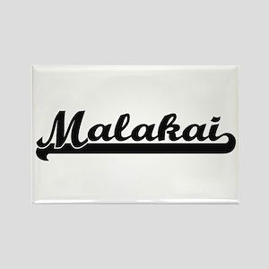Malakai Classic Retro Name Design Magnets