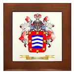 Marinetto Framed Tile