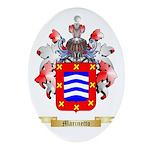 Marinetto Ornament (Oval)