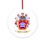 Marinetto Ornament (Round)