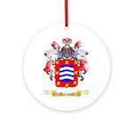 Marinetti Ornament (Round)