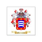 Marinescu Square Sticker 3