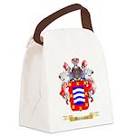 Marinescu Canvas Lunch Bag