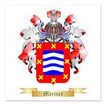 Mariner Square Car Magnet 3