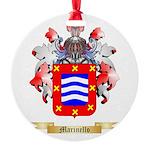 Marinello Round Ornament