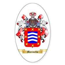 Marinello Sticker (Oval)