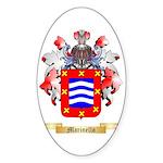 Marinello Sticker (Oval 10 pk)