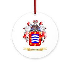 Marinello Ornament (Round)