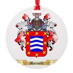 Marinelli Round Ornament