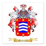 Marinelli Square Car Magnet 3