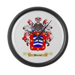 Marine Large Wall Clock
