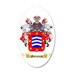 Marinazzo 35x21 Oval Wall Decal
