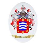 Marinato Ornament (Oval)