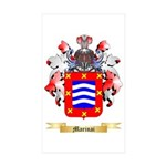Marinai Sticker (Rectangle 10 pk)
