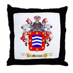 Marinai Throw Pillow