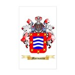 Marinaccio Sticker (Rectangle)