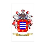 Marinaccio Sticker (Rectangle 50 pk)